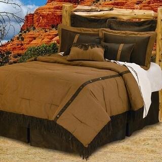 HiEnd Accents Durango Luxury Twin Size Comforter Set