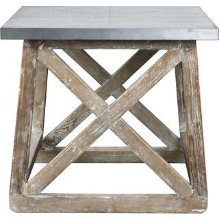 Burnham Home Designs Martin Collection Side Table