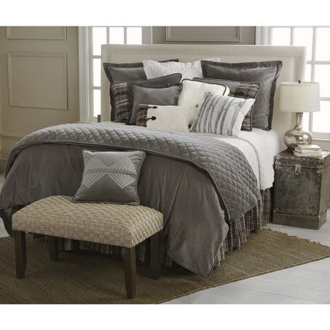 HiEnd Accents Whistler 4-Piece Comforter Set
