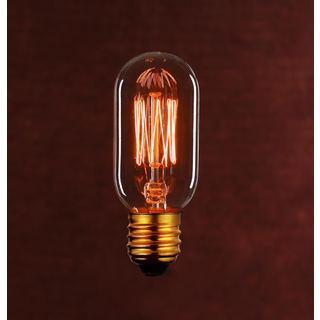 Vitange S14 Light Bulb - 6 Pack - Medium size. 40 wattage - E26