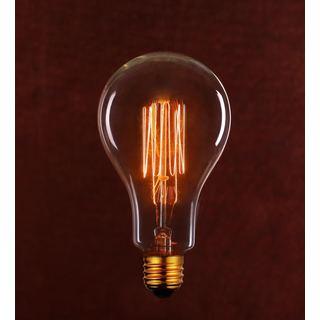 Vintage Edison Light Bulb - 6 Pack - Medium size. 40 wattage - E26