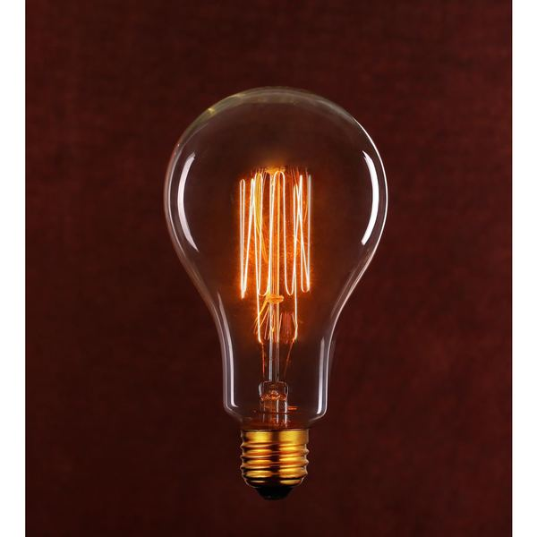 Vintage Edison Light Bulb 6 Pack Medium Size 40 Wattage E26 On Free Shipping Orders Over 45 15951710