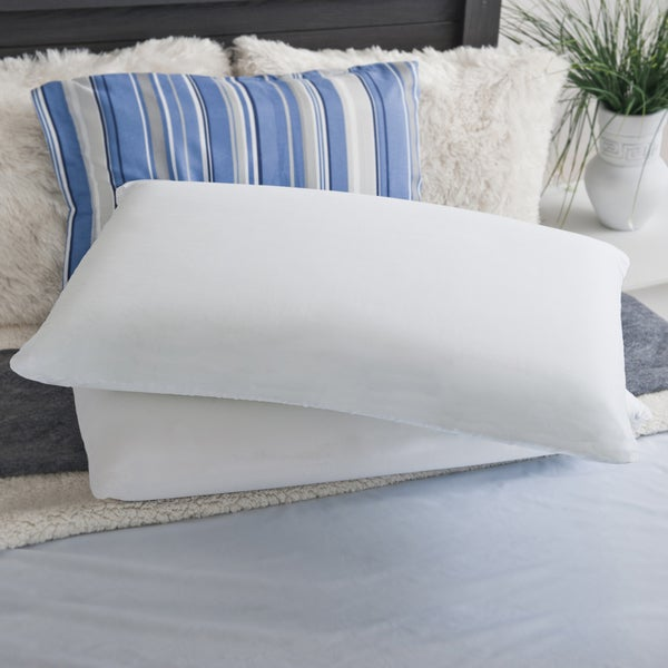 Priage Biofoam Memory Foam Pillow (Set of 2)