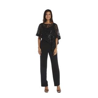 R&M Richards Poncho Pant Suit (Option: 8)