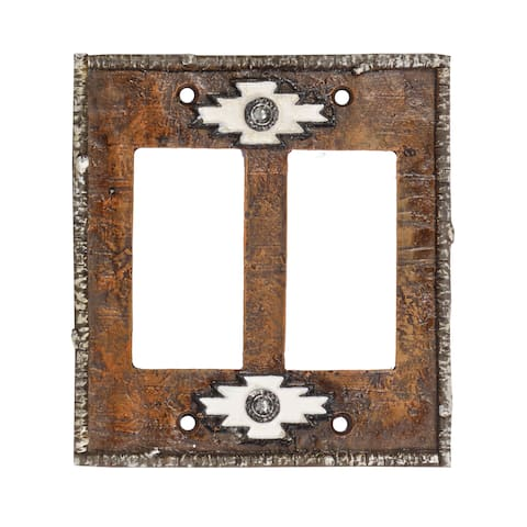 HiEnd Accents Southwestern Wall Switchplate