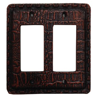 HiEnd Accents Resin Gator Switchplate (Ea)