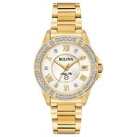 Bulova Ladies' Marine Star Diamond Watch