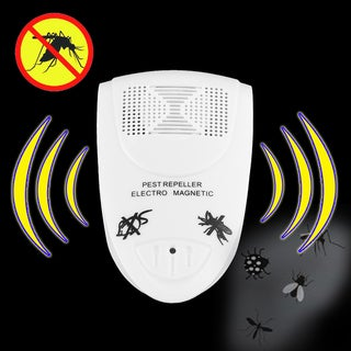 Ultrasonic Electronic Indoor Mosquito Repellent (Box of 5)