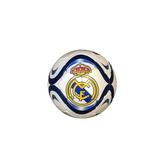 Real Madrid  FC Silver #5 Soccer Ball