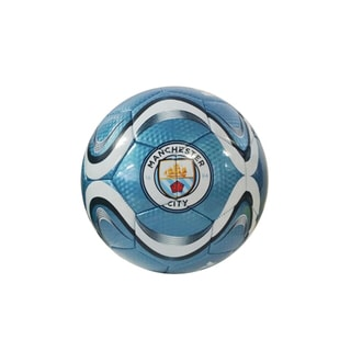 Manchester City  Silver #5 Soccer Ball