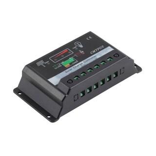 30A 12V/24V PWM Solar Panel Battery Regulator Charge Controller LED Screen