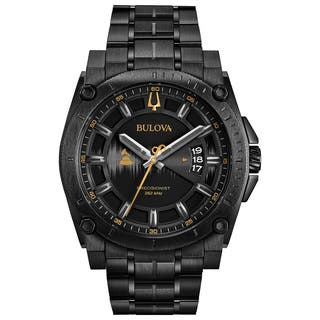 Bulova Men's Special Edition GRAMMY® Precisionist Watch 98B295|https://ak1.ostkcdn.com/images/products/15951936/P22351096.jpg?impolicy=medium