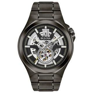 Bulova Men's Automatic Watch 98A179