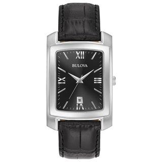 Bulova Men's Strap Watch 96B269