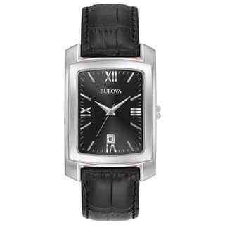Bulova Men's Strap Watch 96B269|https://ak1.ostkcdn.com/images/products/15951963/P22351131.jpg?impolicy=medium