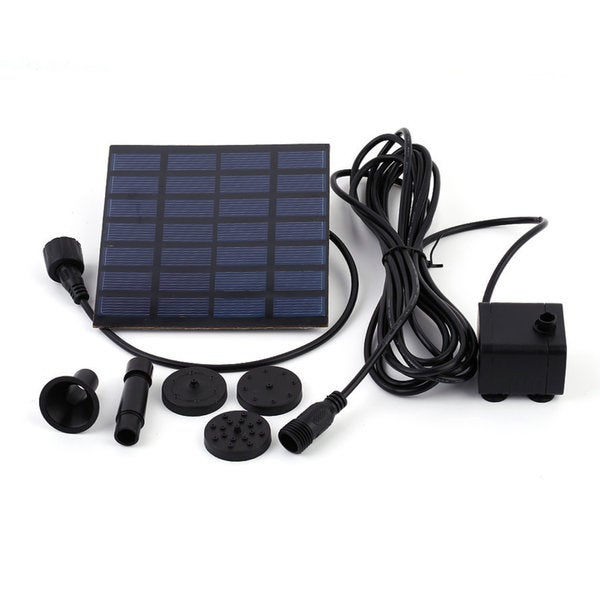 Shop Solar Power Fountain Pool Water Pump Free Shipping On Orders