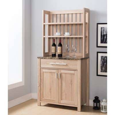 Buy Wood Kitchen Shelves Online at Overstock | Our Best ...