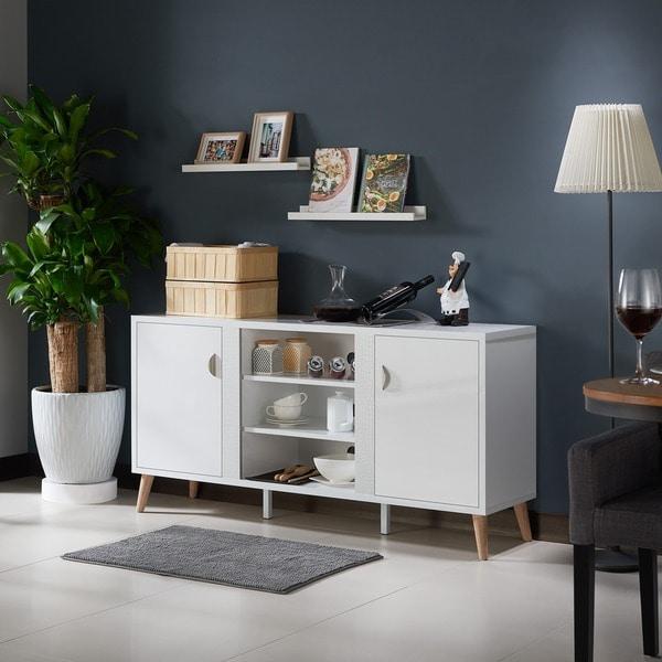 Shop Furniture Of America Tempton Contemporary Multi