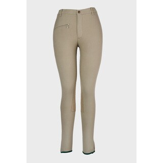 Versailles Ladies Classic Tan Equestrian Riding Breech