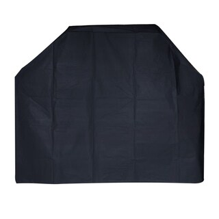 Waterproof BBQ Cover Black (67'' x 24'' x 46'')