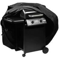 Waterproof BBQ Cover Black (31.5'' x 26'' x 39.4'')