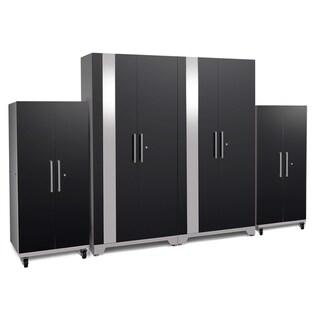 NewAge Products Performance Plus 2.0 4-piece Garage Cabinet Set