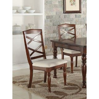 Jelena Dining Chairs  Set of 6. Set of 6 Dining Room   Kitchen Chairs For Less   Overstock com
