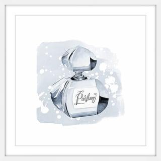Parfum III' Framed Painting Print