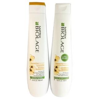 Matrix Biolage SmoothProof 13.5-ounce Shampoo & Conditioner Set