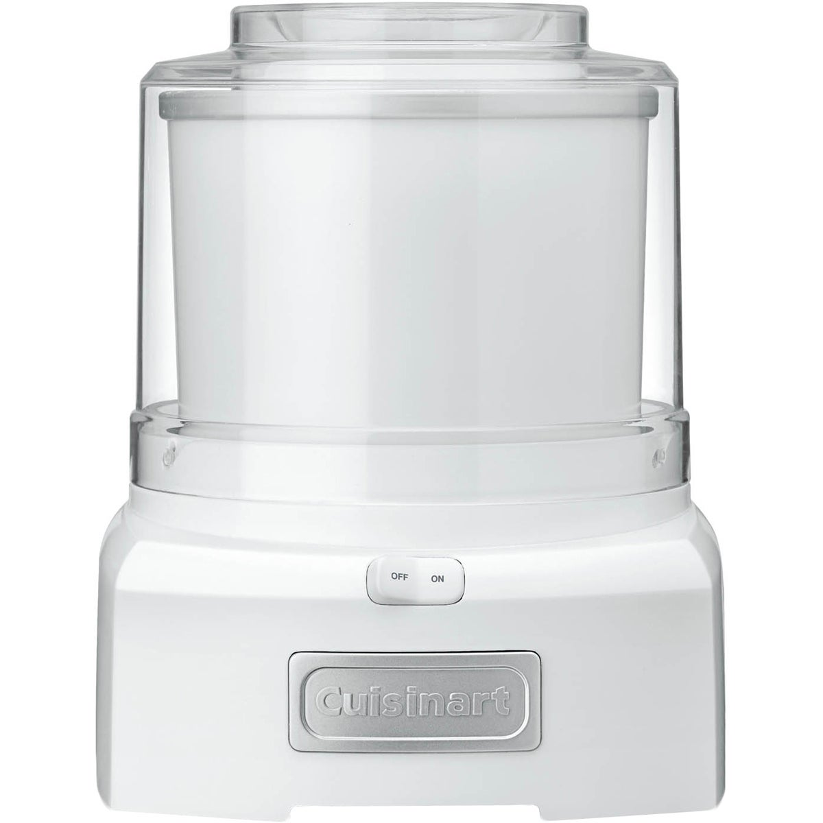Conair Cuisinart Ice-21 1.5 Quart Frozen Yogurt-ice Cream...