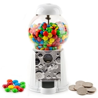 M&M Candy Dispenser Machine + Free Pound of M&M's