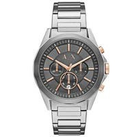 Armani Exchange Men's AX2606 'Dress' Chronograph Stainless Steel Watch