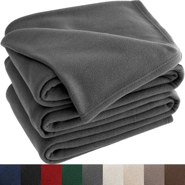 Fleece Premium Extra Soft Warm & Cozy Blanket