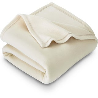 Polar Fleece Premium Ultra Soft Hypoallergenic Cozy Lightweight Blanket