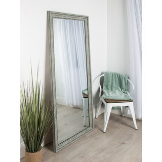 Link to Kate and Laurel McKinley Framed Beveled Wall Mirror Similar Items in Mirrors