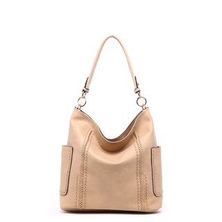 MKF Collection Betty Hobo Shoulder Bag with Removable Strap by Mia K Farrow