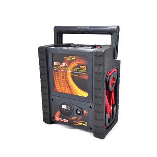 EPower eFLEX Lithium Ion Power Source with 12V Jump Starter and Air Compressor