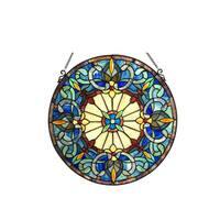 Chloe Frances Collection Victorian Style Window Panel/Suncatcher