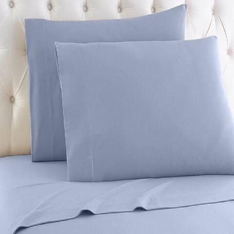 Carson Carrington Frederiksvaerk 4-piece 1000 Thread Count Egyptian Cotton Bed Sheet Set