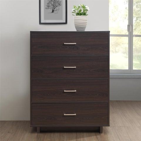 Ameriwood Home Colebrook 4 Drawer Dresser