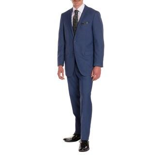 Ferrecci Men's Regal Blue Regular-fit 2-piece Suit (More options available)