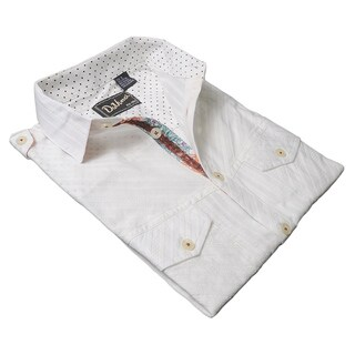 DaVinci Men's 'Red Hamilton' Shirt (3 options available)