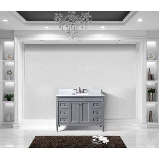 Tiffany 48-in Single Sink Bathroom Vanity