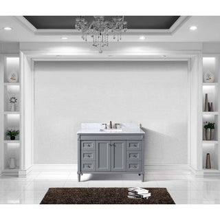 Tiffany 48-in Single Sink Bathroom Vanity