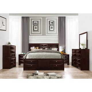 Espresso Finish, Contemporary Bedroom Sets - Shop The Best Brands ...