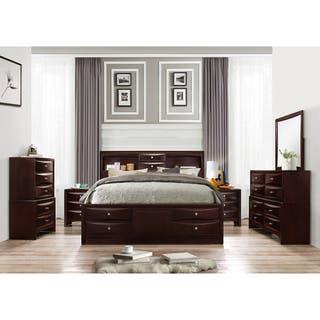 Espresso Finish Bedroom Sets For Less   Overstock.com