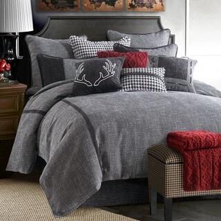 HiEnd Accents 3-Piece Hamilton Bedding Set