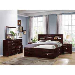 Espresso Finish Bedroom Sets For Less   Overstock