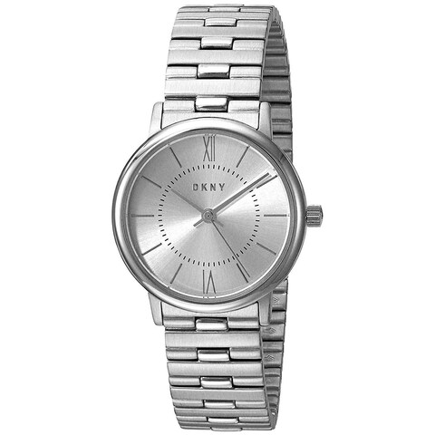 DKNY Women's 'Willoughby' Stainless Steel Watch