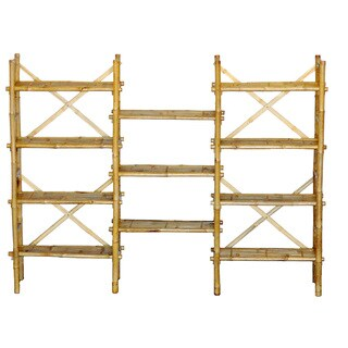 Handmade Expanded shelf bamboo (Vietnam)